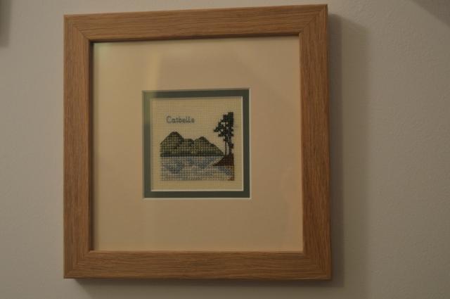 Catbells framed