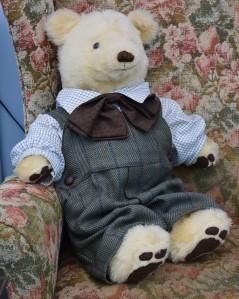 Vogue pattern Teddy Bear