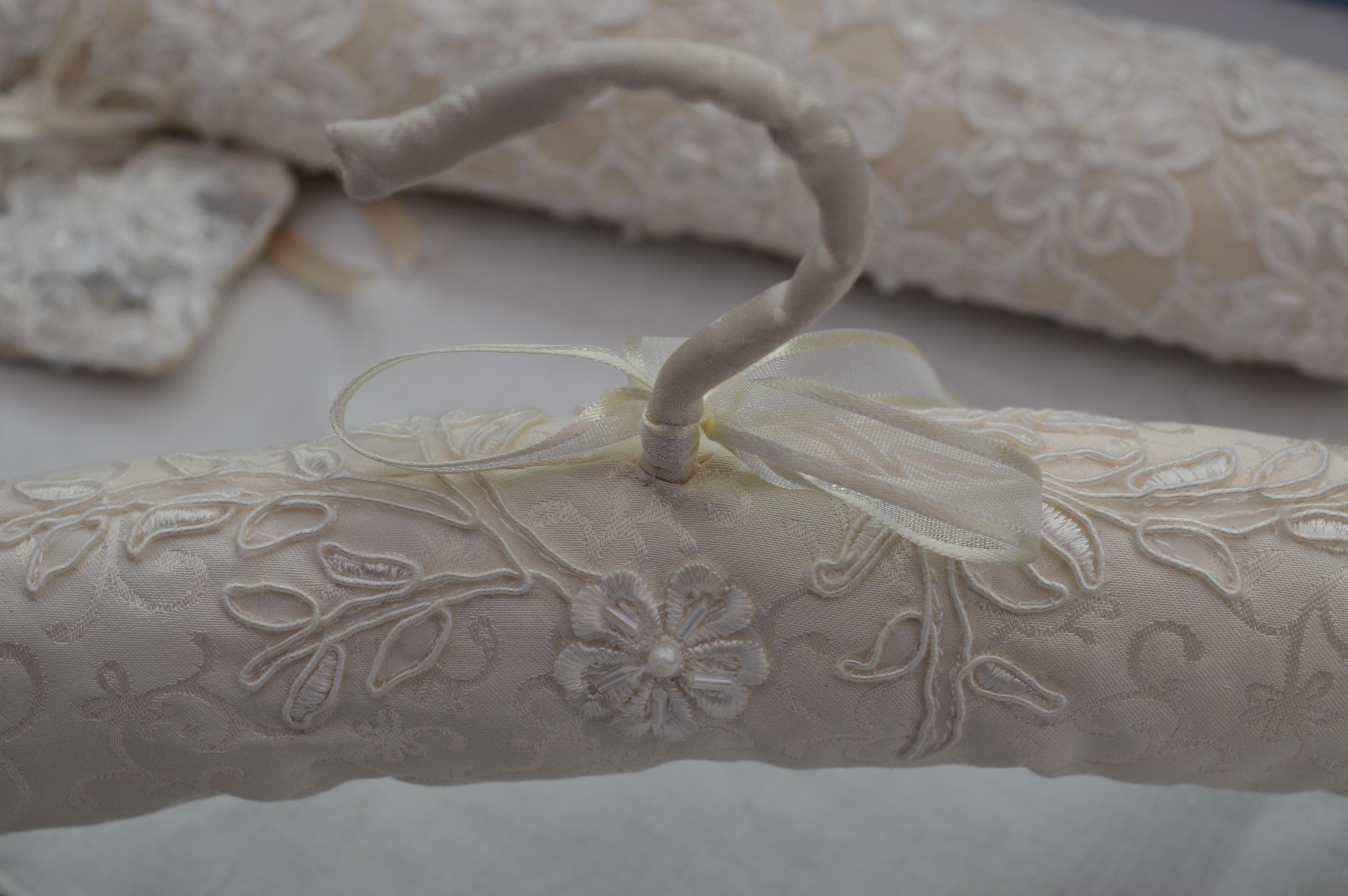 Padded coat-hangers