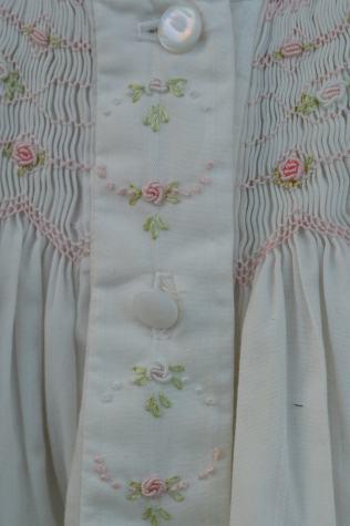 Smocked dress