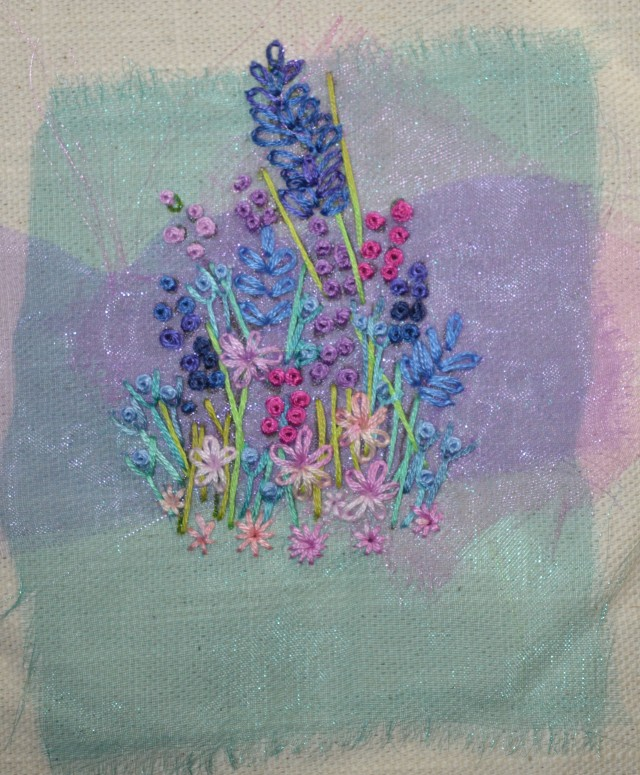Rowandean Embroidery Stitched at the Show