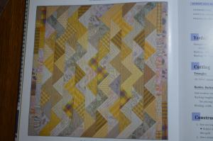 Sunny and Hazy Quilt