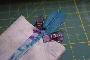 Quilting clips