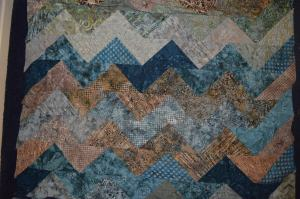 James's quilt