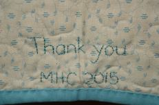 Thank you Quilt