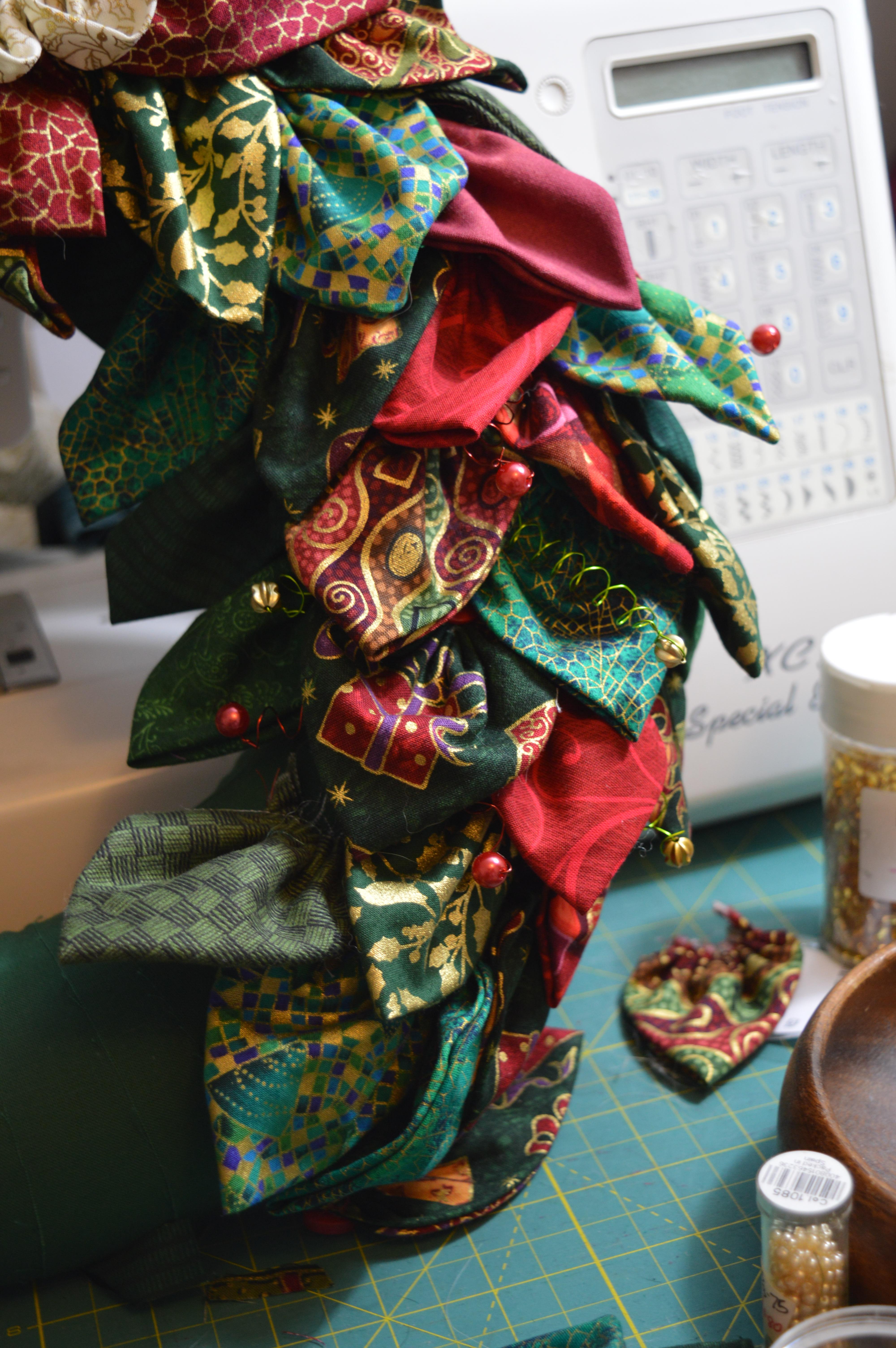 a christmas wreath thecraftycreek