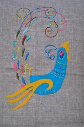 Lyre Bird c1973
