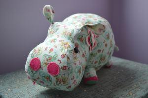 Mary the Hippo