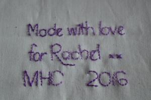 Purple Quilt