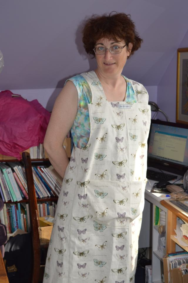 The Stitch Society Apron