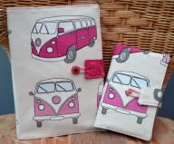 VW Camper Van Notebooks