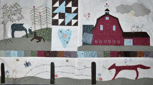 Anderson's Farm Quilt