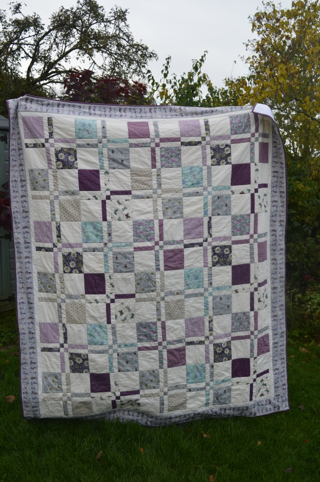 The Apothecary Cat Quilt