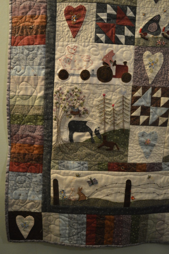 Anderson's Farm Quilt