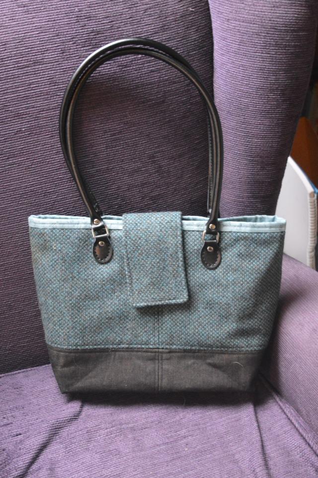 Making a Mini Miranda Bag