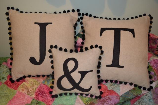Initial Cushions