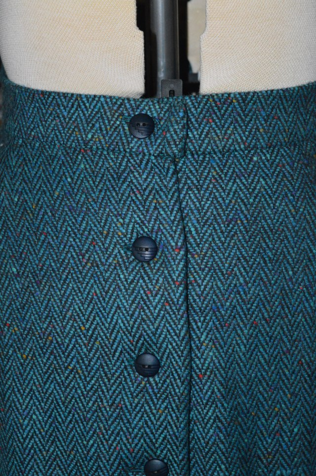 Avoca Donegal Tweed