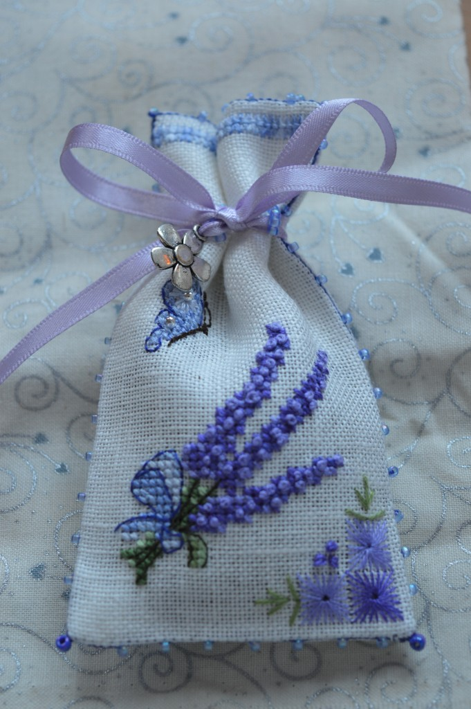 Lavender Bag; Faby Reilly