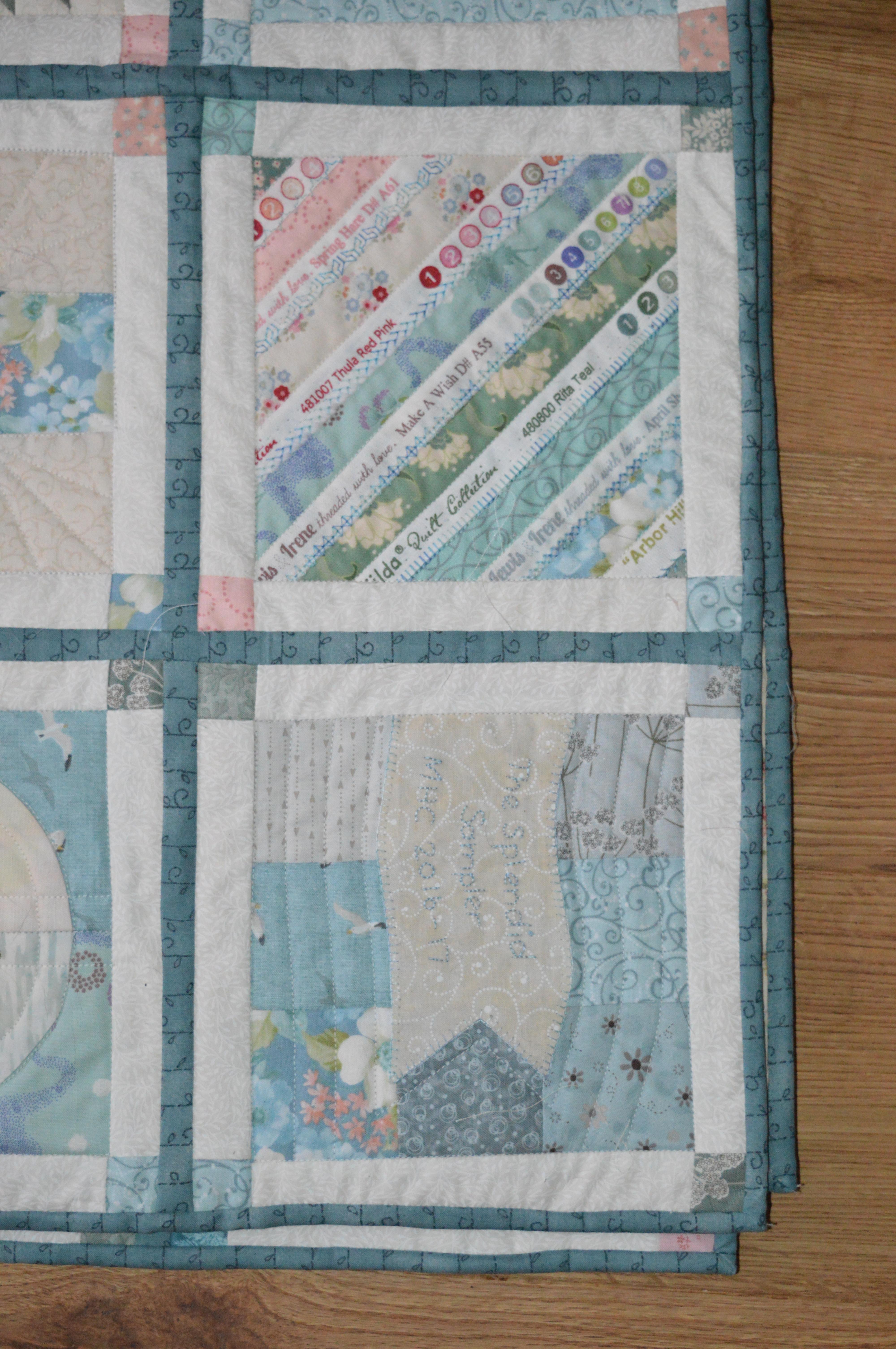 My Splendid Sampler Quilt Finale!! | thecraftycreek
