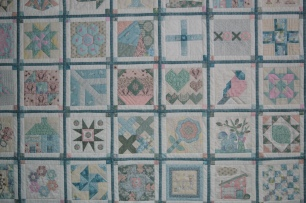 The Splendid Sampler Quilt