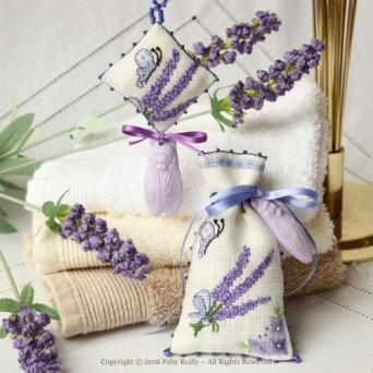 Lavender Sachet; Faby Reilly