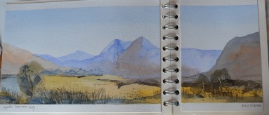 Travelling Sketchbook