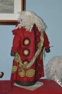 Felt Embroidered Santa