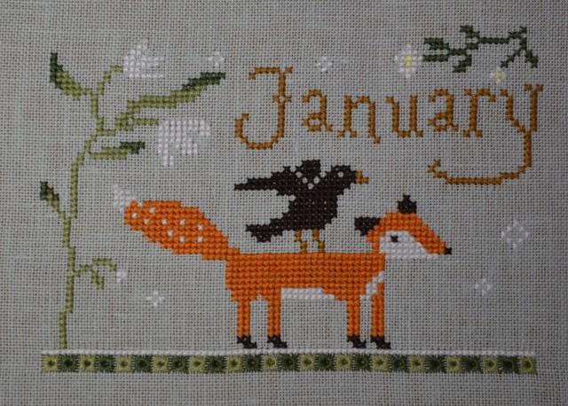 Joyful world January