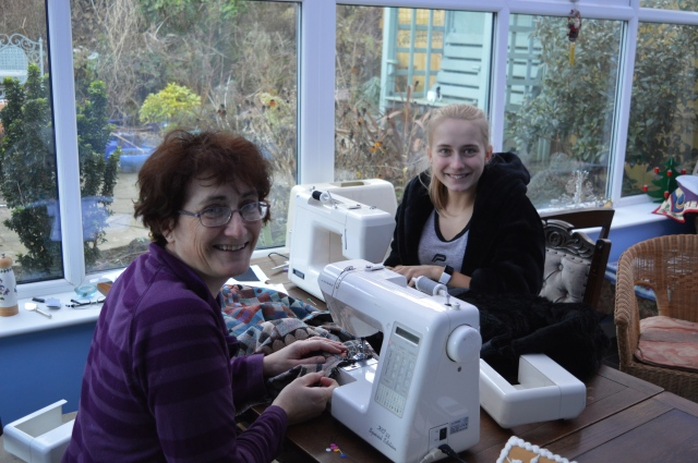 Mother & Daughter Sewing Days