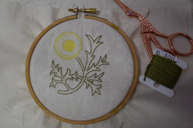 William Morris Embroidery