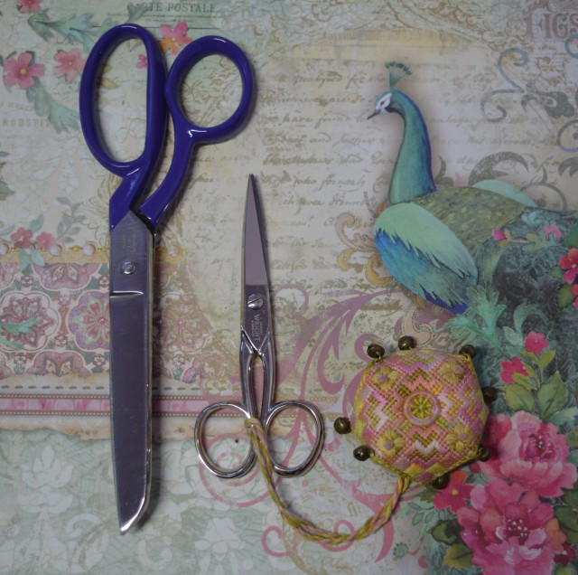 scissors for sewing