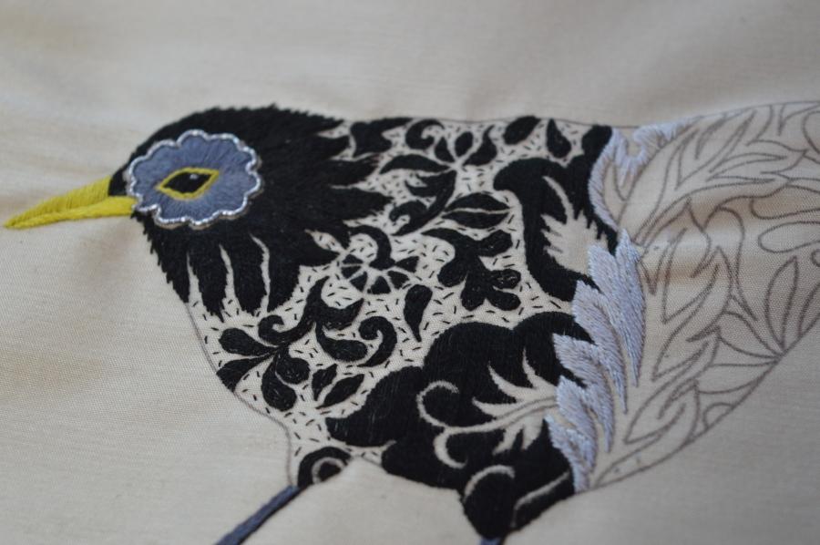 Blackbird by Nicola Jarvis