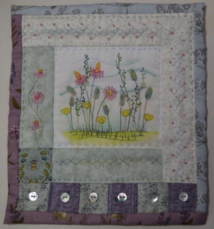 Field of Flowers Embroidery