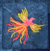 Phoenix Embroidery