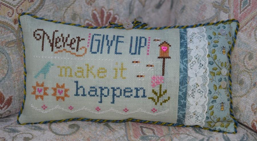 Lizzie Kate Cross-stitch