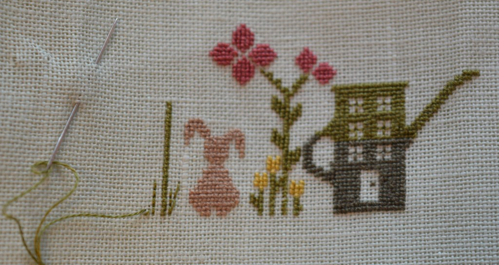 cross-stitch small