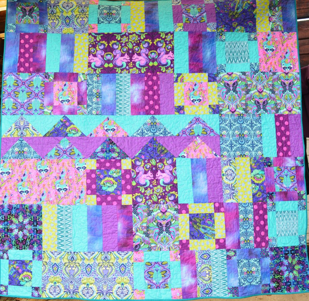 Tula Pink quilt