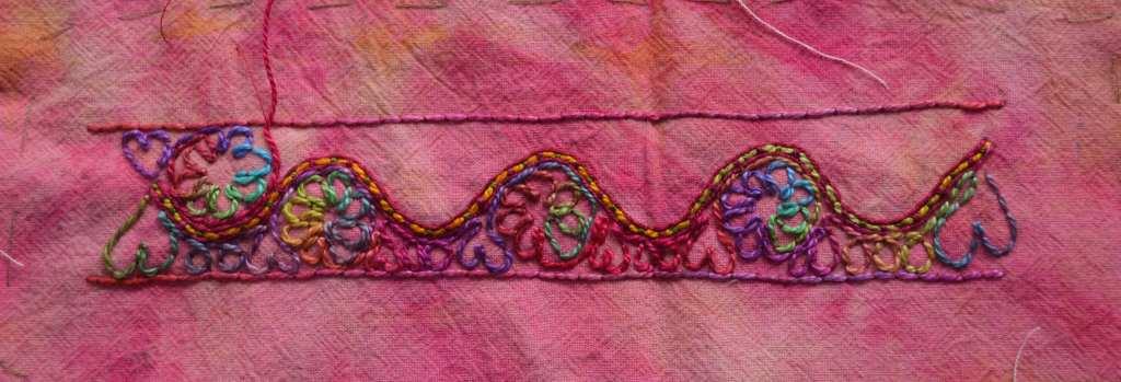Tahriri Embroidery