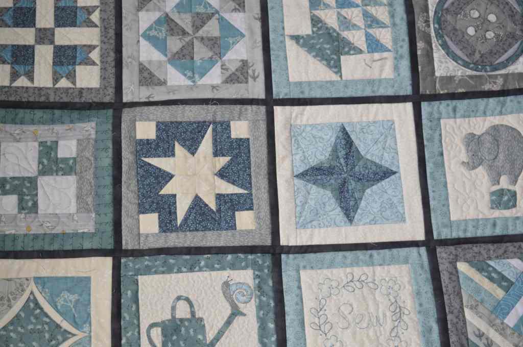 Splendid Sampler 2 quilt