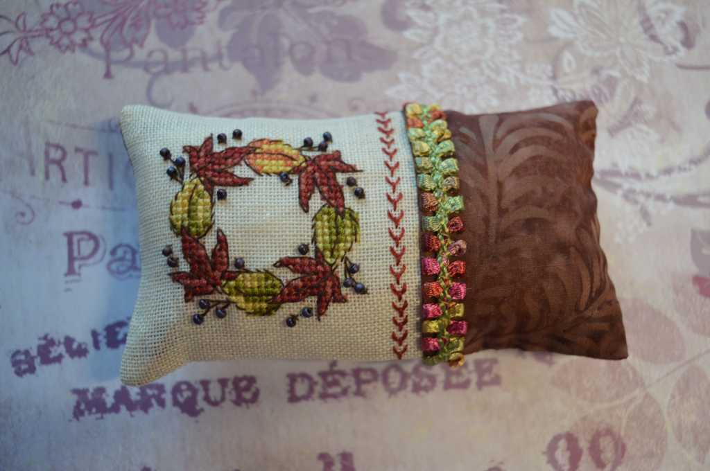Faby Reilly cross-stitch