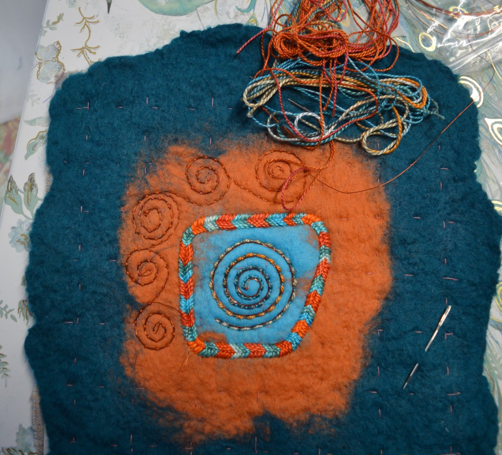 Bethlehem embroidery