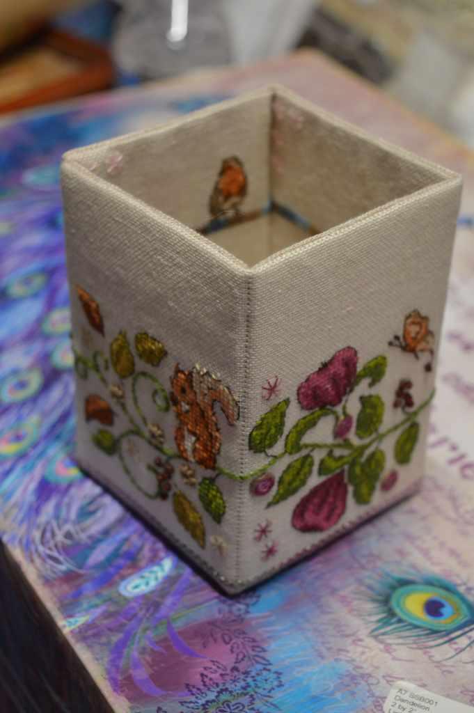 Zoe box by Faby Reilly