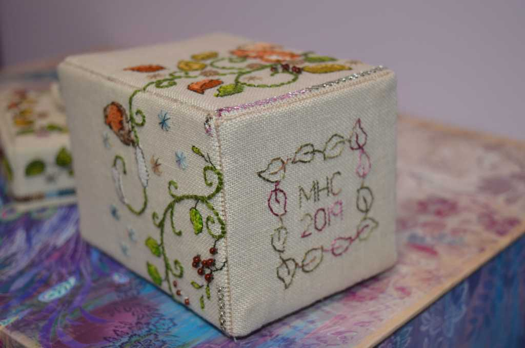 Zoe box by Faby Reilly